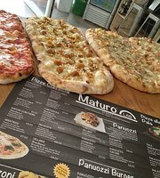 Maturo Lab Pizza Street Food