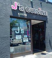 J's Korean Cuisine