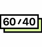 60/40
