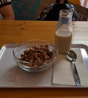 Crunch Cereal Cafe