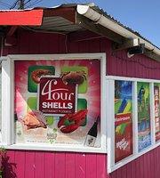 4 Shells Fish Joint