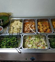Vegan Buffet Anh Tam