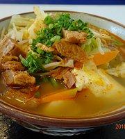 Okinawa Jidoshado Igei Service Area Kudari Sen Restaurant