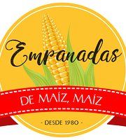 Empanadas de Maíz, Maiz