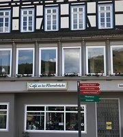 Cafe an der Werrabrucke