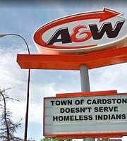 A&W Cardston
