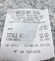 Antico Caffe Testa Wine Bar