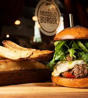 Mussel Burger Bar Downtown