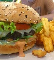 Homemade Burger Zimmer