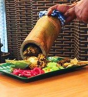 Chef Yuga's Bamboo Briyani
