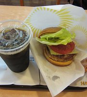 Mos Burger Yokohama Sengencho