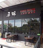 Find Taste