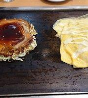 Okonomiyaki Yakisoba Tsuruhashi Fugetsu Lalaport Shinmisato