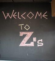 Zs sports bar & grill