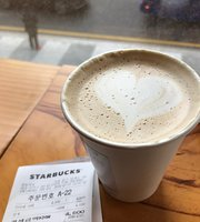 Starbucks Myeongdong Station