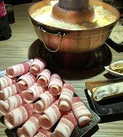 涮八方紫銅鍋