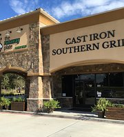 Cast Iron Southern Grill