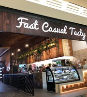 Fast Casual Pizza & Tasty