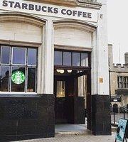 Starbucks Peterborough Cathedral