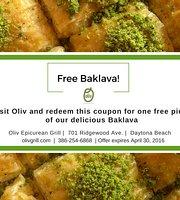Oliv Epicurean Grill