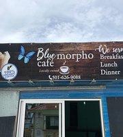 Blue Morpho Cafe