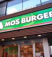 Mos Burger Hongo Sanchome