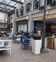 Bodrum MantI&Cafe Hiltown Avm