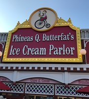 Phineas Q. Butterfat's Ice Cream Parlour