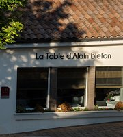 La Table d'Alain Bleton