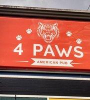 4 Paws American Pub