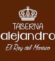 Taberna Alejandro. El Rey del Marisco