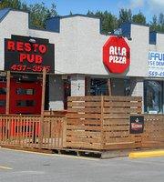 Alla Pizza - Resto Bar