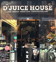 D'Juice House Amsterdam