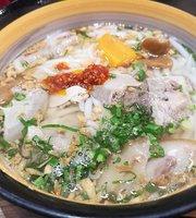 Khmer Fungus Noodle