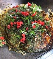 Okonomiyaki Medaka