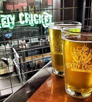 Rickety Cricket Brewing Tap Room