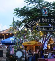 Village German Bier Garten