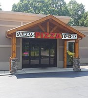 Papas Pizza to Go