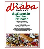 Surti Dhaba - Indian Street Cafe