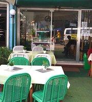 Helado y cafe  Cuatrifolio Cafe Gelato Man