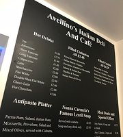 Avellinos Italian Deli & Cafe