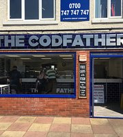‪The Codfather hedge end‬