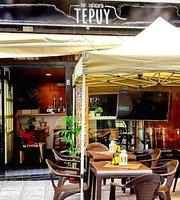 Bar cafeteria tepuy