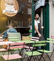 En Kaffe Por Favor