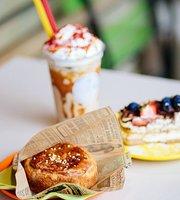 Moxie Pop-Up Cafe