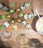 Yuzu Sushi Bar Hendaye