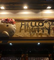 Bonbons Hello Kitty Cafe(ShangHai HuanQiu Gang)