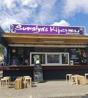 Sumalya's kitchen