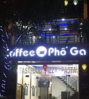 Coffee Pho Ga - Eat - Relax