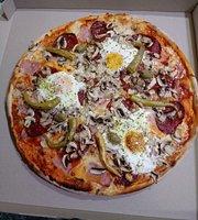 Pizza Belvedere